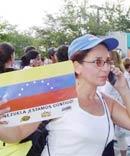 Venezolanos en el exilio reclaman transparencia en los procesos de asilo político