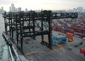 Malestar en Miami por administracion árabe del puertos norteamericanos