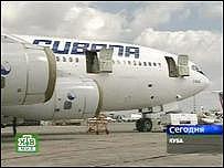 Ultima hora: El pais en ruinas y Castro compra dos lujosos aviones